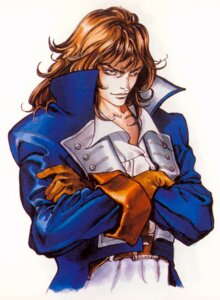 Rating: Safe Score: 8 Tags: castlevania castlevania:_symphony_of_the_night kojima_ayami konami male richter_belmont User: keri-sama