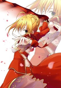 Rating: Safe Score: 35 Tags: dress fate/extra fate/stay_night saber_extra sword User: omegakung