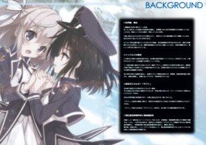 Rating: Safe Score: 10 Tags: aoi_kurusu crease fixme hayakawa_harui hyuga_tsubame uniform valkyrie_impulse User: Hatsukoi