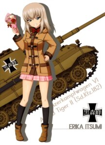 Rating: Safe Score: 13 Tags: girls_und_panzer heels itsumi_erika tagme User: drop