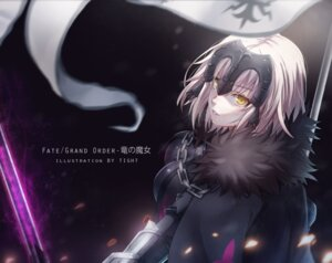 Rating: Safe Score: 32 Tags: armor fate/grand_order ruler_(fate/apocrypha) tight_(artist) weapon User: mash