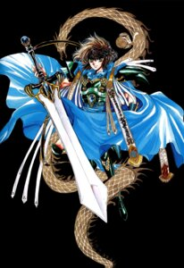 Rating: Safe Score: 2 Tags: clamp male rgveda ryuu-ou User: Share