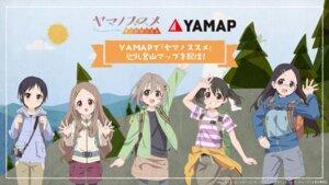Rating: Safe Score: 7 Tags: aoba_kokona kuraue_hinata kurosaki_honoka megane pantyhose saitou_kaede_(yama_no_susume) tagme yama_no_susume yukimura_aoi User: saemonnokami