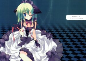 Rating: Safe Score: 16 Tags: animal_ears fixed greenwood lolita_fashion midori nekomimi rei User: Merun