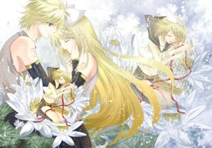 Rating: Safe Score: 10 Tags: awami_kisa kagamine_len kagamine_rin vocaloid User: charunetra