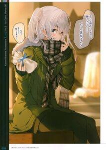 Rating: Safe Score: 10 Tags: mishima_kurone tagme User: kiyoe