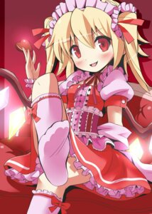 Rating: Safe Score: 30 Tags: feet flandre_scarlet gibuchoko touhou wings User: 椎名深夏