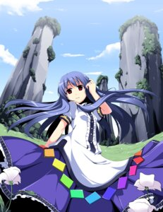 Rating: Safe Score: 11 Tags: dress fujy hinanawi_tenshi touhou User: charunetra