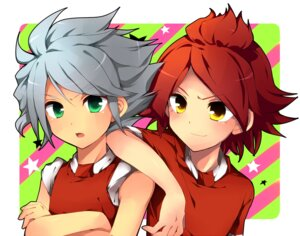 Rating: Safe Score: 1 Tags: horon inazuma_eleven male nagumo_haruya suzuno_fuusuke User: Radioactive
