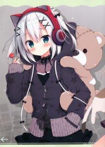 Rating: Safe Score: 29 Tags: headphones izumi_yuhina lolita_fashion User: Radioactive