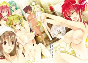 Rating: Questionable Score: 66 Tags: animal_ears bathing censored digital_version kurogane_shizuku megane naked rakudai_kishi_no_cavalry stella_vermillion wet won_(az_hybrid) User: AltY