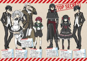 Rating: Safe Score: 10 Tags: alchemist_(seven_cast) animal_ears brandon_blackburn dress gothic_lolita lolita_fashion maid megane mmu morrigan_blackburn scarecrow_(seven_cast) seifuku seven_cast_no_hikikomori_majutsuou tail thighhighs warlock_(seven_cast) wiseman_(seven_cast) witch_(seven_cast) User: kiyoe
