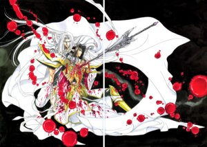Rating: Questionable Score: 2 Tags: ashura-ou clamp gap male rgveda taishakuten User: Share