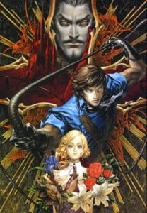 Rating: Safe Score: 6 Tags: castlevania castlevania:_the_dracula_x_chronicles dracula kojima_ayami konami maria_renard richter_belmont weapon User: Radioactive