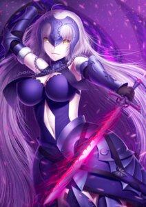 Rating: Safe Score: 37 Tags: armor cleavage fate/grand_order jeanne_d'arc jeanne_d'arc_(fate) masatoki sword User: RyuZU