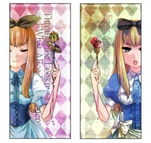 Rating: Safe Score: 6 Tags: alice alice_in_wonderland tsuyutsuki User: Radioactive