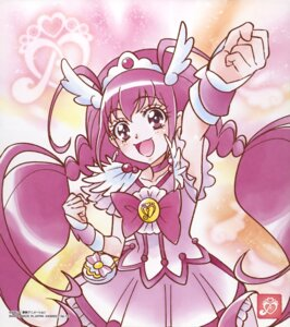 Rating: Questionable Score: 6 Tags: hoshizora_miyuki pretty_cure smile_precure! tagme wings User: drop