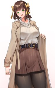 Rating: Safe Score: 18 Tags: amami_haruka cromwellb pantyhose sweater the_idolm@ster User: Mr_GT