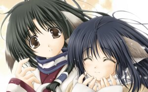 Rating: Safe Score: 4 Tags: eruruu utawarerumono yuzuha User: Radioactive