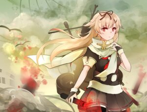 Rating: Safe Score: 38 Tags: kantai_collection sadoma seifuku yuudachi_(kancolle) User: Zenex