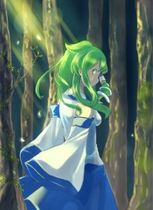 Rating: Safe Score: 8 Tags: hutaba123 kochiya_sanae touhou User: Mr_GT