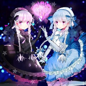 Rating: Safe Score: 19 Tags: alice_(fate/extra) dress fate/extra fate/stay_night gothic_lolita lolita_fashion nursery_rhyme_(fate/extra) riwww User: JediJaina