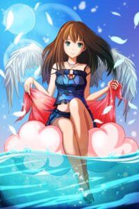 Rating: Safe Score: 64 Tags: lee_ahn shibuya_rin the_idolm@ster the_idolm@ster_cinderella_girls wet wings User: mash