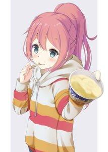 Rating: Safe Score: 20 Tags: kagamihara_nadeshiko tagme yurucamp User: saemonnokami