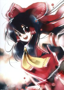 Rating: Safe Score: 5 Tags: hakurei_reimu kei kei_garou touhou User: Radioactive