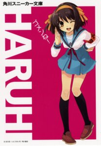 Rating: Safe Score: 5 Tags: ito_noizi seifuku suzumiya_haruhi suzumiya_haruhi_no_yuuutsu User: 样样精通