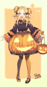 Rating: Safe Score: 28 Tags: abigail_williams_(fate/grand_order) fate/grand_order halloween heels pantyhose vchan User: Mr_GT