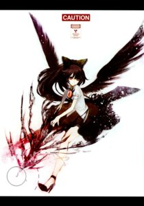 Rating: Safe Score: 13 Tags: duca reiuji_utsuho touhou User: thfp