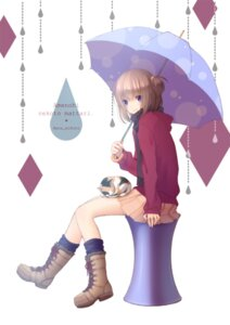 Rating: Safe Score: 29 Tags: nana_mikoto neko User: fairyren