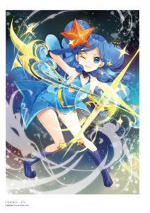 Rating: Questionable Score: 16 Tags: fuumi wixoss User: Twinsenzw