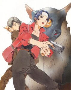 Rating: Safe Score: 5 Tags: gun possible_duplicate rahxephon yamada_akihiro User: Radioactive