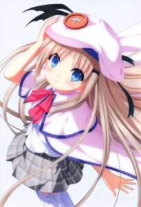 Rating: Safe Score: 18 Tags: key kud_wafter little_busters! na-ga noumi_kudryavka seifuku thighhighs User: marechal