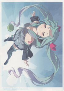 Rating: Safe Score: 21 Tags: hatsune_miku heels kanzaki_hiro tagme tattoo thighhighs vocaloid User: Radioactive