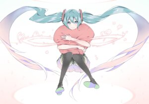 Rating: Safe Score: 42 Tags: fhang hatsune_miku pantsu thighhighs vocaloid User: nphuongsun93