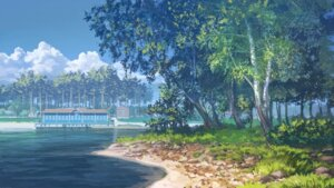 Rating: Safe Score: 39 Tags: arsenixc everlasting_summer landscape wallpaper User: dyj