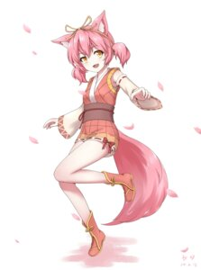 Rating: Safe Score: 27 Tags: 00047 animal_ears kitsune tail User: Zenex