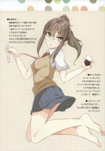 Rating: Safe Score: 28 Tags: megane mizoguchi_keiji ntype seifuku seishun_buta_yarou_series skirt_lift sweater User: kiyoe