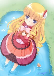 Rating: Safe Score: 21 Tags: kami_nomi_zo_shiru_sekai kujou_tsukiyo lolita_fashion qiuzhi_huiyi User: tbchyu001