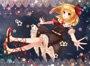 Rating: Safe Score: 29 Tags: bloomers dress nunucco rumia touhou User: GeniusMerielle