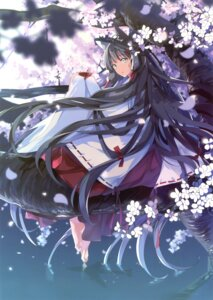 Rating: Safe Score: 43 Tags: animal_ears miko taira_tsukune User: Twinsenzw