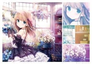 Rating: Safe Score: 27 Tags: dress gothic_lolita kimishima_ao lolita_fashion momoi_saki User: kiyoe