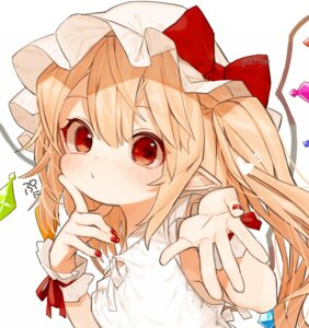 Rating: Safe Score: 29 Tags: flandre_scarlet gotoh510 pointy_ears touhou wings User: nphuongsun93