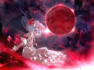 Rating: Safe Score: 42 Tags: bob remilia_scarlet touhou wings User: tbchyu001