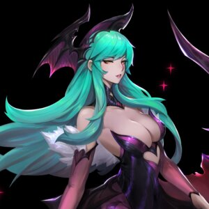 Rating: Safe Score: 53 Tags: dark_stalkers leotard morrigan_aensland no_bra pantyhose tagme wings User: Radioactive