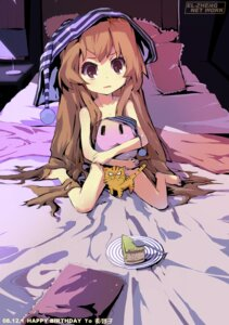 Rating: Questionable Score: 23 Tags: aisaka_taiga el-zheng naked toradora! User: Shuugo