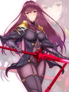 Rating: Questionable Score: 48 Tags: armor bodysuit fate/grand_order scathach_(fate/grand_order) tagme weapon User: Nepcoheart